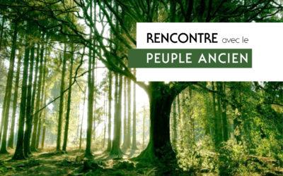 Rencontre avec le peuple ancien (petit peuple)